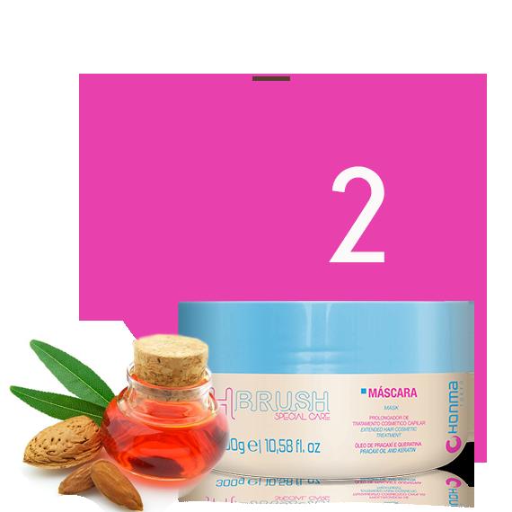 Hbrushspecialcare Passo2 Mascara Honmatokyo